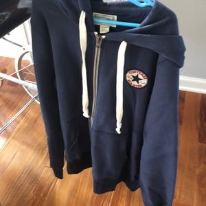 MWT Converse all star hoodie xs NWt